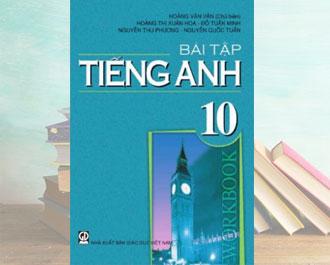 Tải sách bài tập tiếng anh lớp 10 pdf - Hoàng Văn Vân