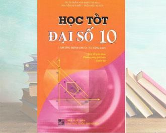 Tải sách học tốt đại số lớp 10 pdf - Trần Văn Hạo