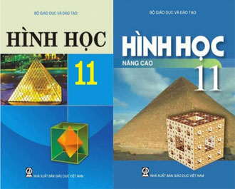 Tải sách giáo khoa toán hình học 11 cơ bản / nâng cao pdf