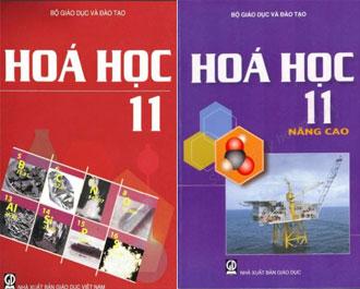 Tải sách giáo khoa hóa học 11 cơ bản / nâng cao pdf