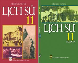 Tải sách giáo khoa lịch sử lớp 11 pdf