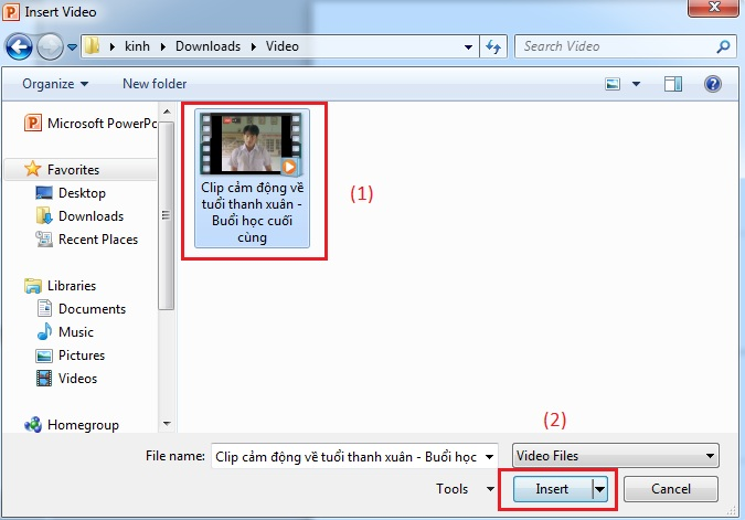 cach chen video tren powerpoint van mo duoc tren may khac 4 jpg