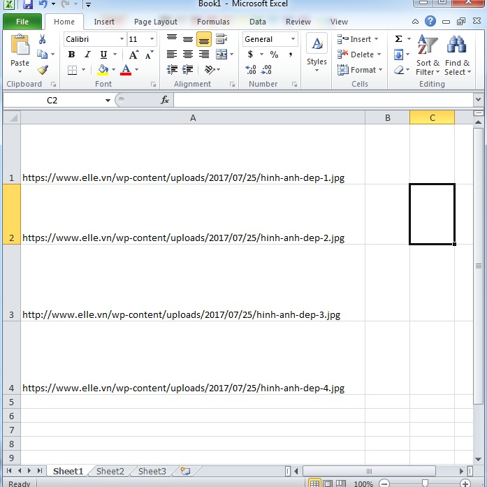 cach chen link anh vao excel 10 jpg