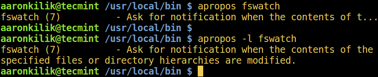 Linux apropos Command Example png